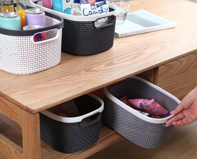 Интересные идеи использования корзин для кухни для дома и дачи,интерьер