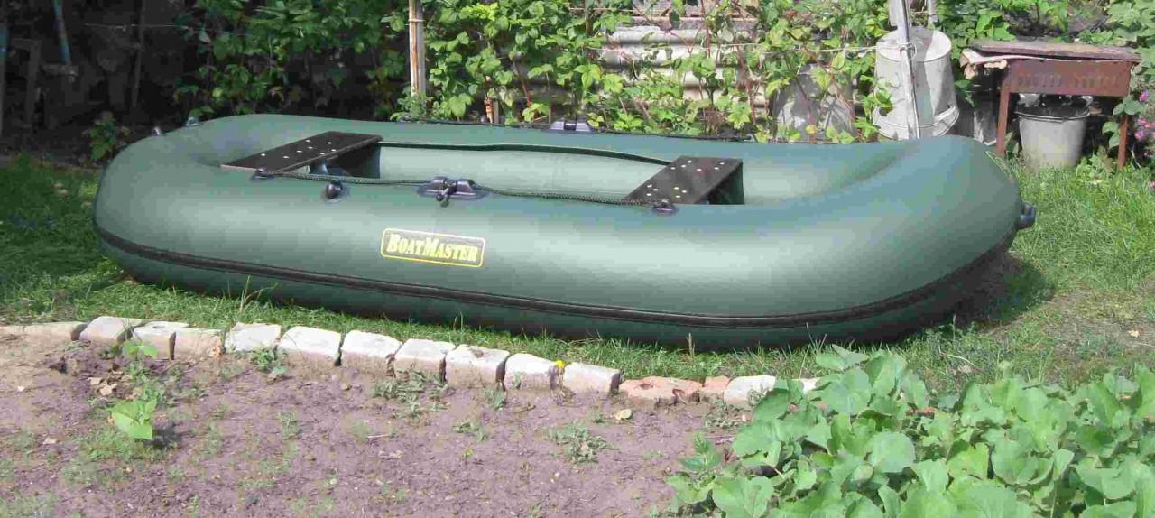№766. Тележка для надувной лодки BoatMaster