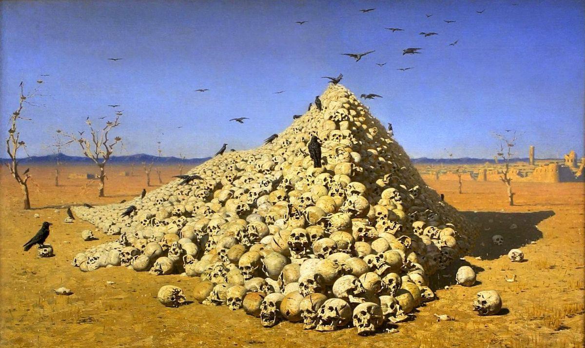Шесть главных причин смертности в XX веке