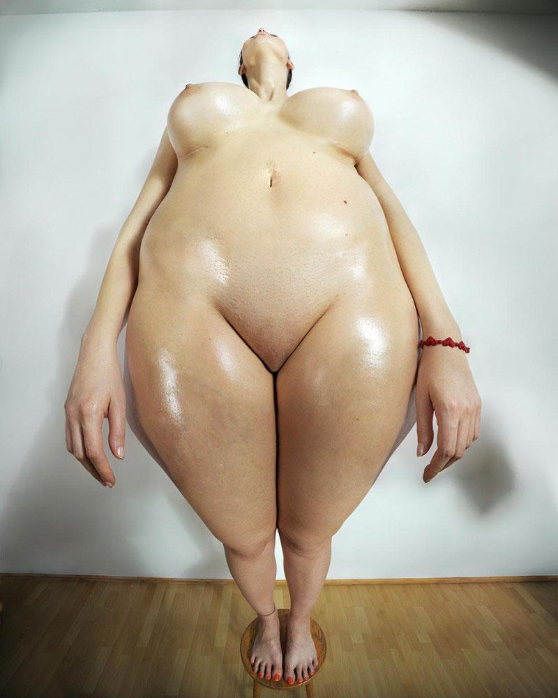 голые женщины необычных форм на фото вот так