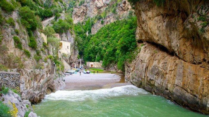 9. Фурора, Италия. деревни, мир, невидимки, природа, фото