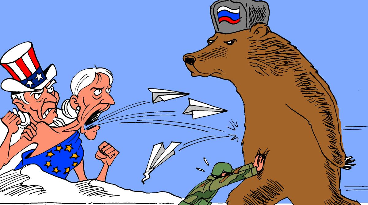 картинки санкции медведь для сочника готовится