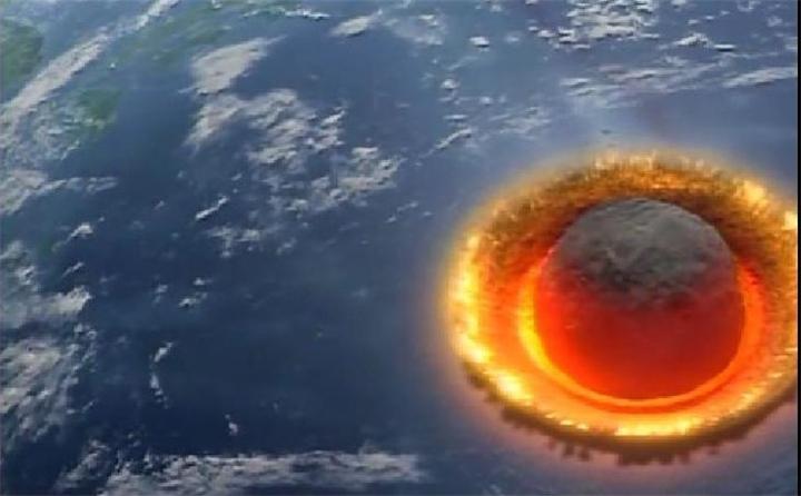 Страшное предсказание на 2017 год для землян: в Сети появилось видео столкновения Нибиру с планетой Земля