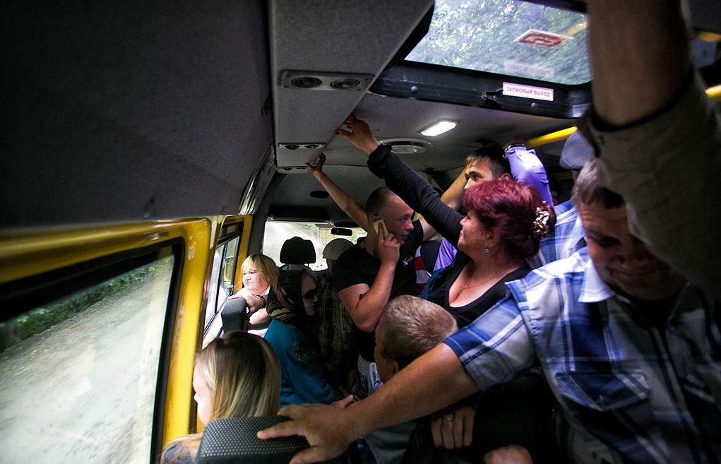 Видео прижаться в автобусе, фото голых худых девушек в ванной