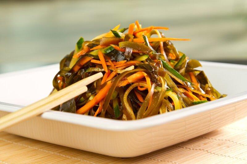 И не забудьте про морскую капусту, полезная штуковина длиннопост, еда, капуста, картинки, на заметку, приготовь, рецепт