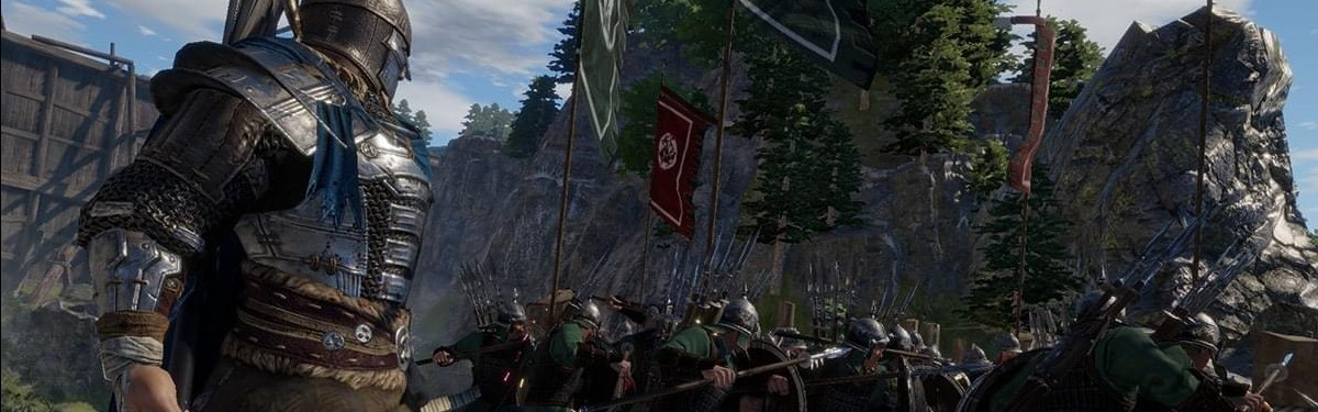 Conqueror's Blade - Обзор нововведений русскоязычной версии action, conqueror's blade, mmorpg, игры, обзоры
