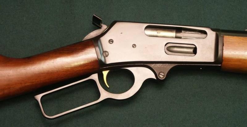 Баллада о «винчестере»: «Марлин» против «Винчестера» оружие
