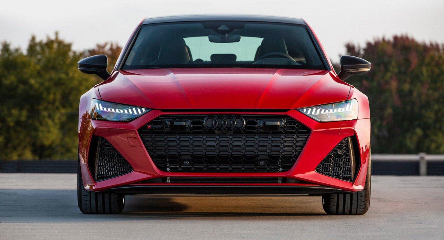 Audi отзовет почти 3,4 тыс. авто RS6 и RS7 из-за дефекта подушек безопасности Автомобили