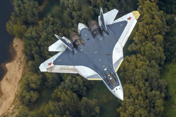 Источник: Су-57 испугали США…