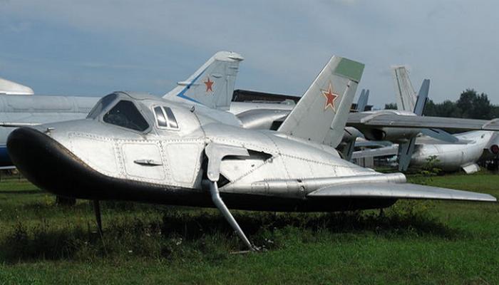 МиГ-105.