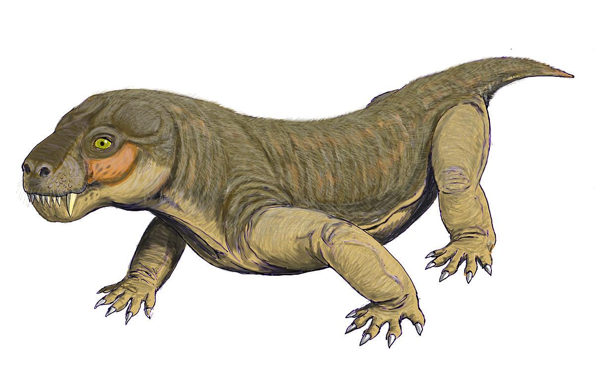 Найдено древнейшее ядовитое позвоночное животное