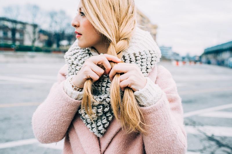 Почему необходимо красить волосы в теплые оттенки