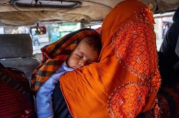 Уроки арабской мамы: как воспитывают и относятся к детям в Египте