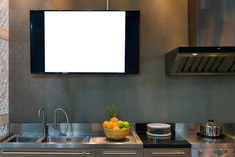 бракосочетания телевизор для кухни в картинках современный стиль отказывается