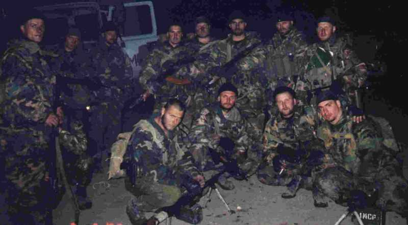 Вторая чеченская война. Напа…