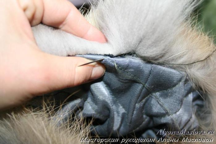 Как сшить шапку из меха: мастер-класс мастер-классы
