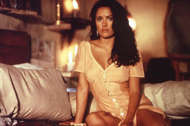 Сальма Хайек рассказала о травматичном опыте съемки секс-сцены с Антонио Бандерасом:
