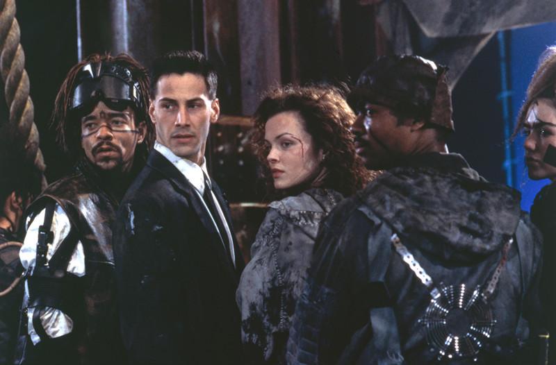Джонни Мнемоник (1995) кино, компьютеры, технологии, фильмы