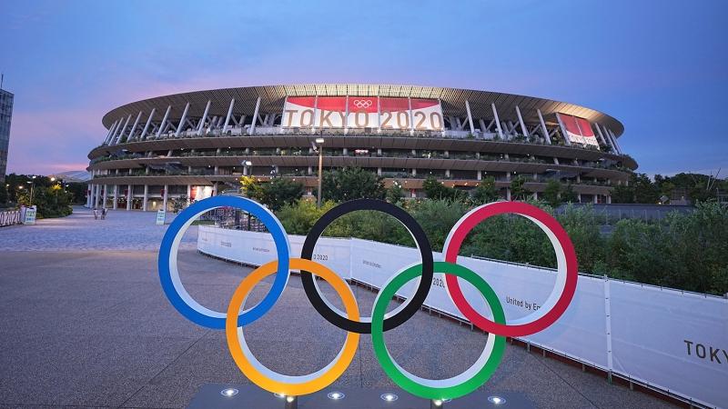 Исинбаева из Токио рассказала про быт в Олимпийской деревне Общество
