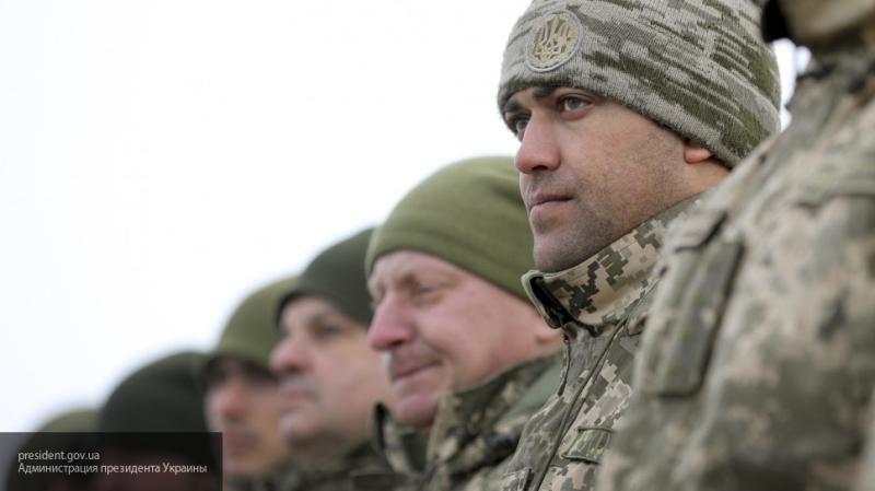 Украинские военные погибли в результате пожара в блиндаже в Донбассе