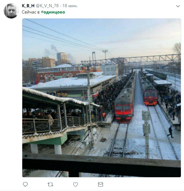 На Киевском и Белорусском на…