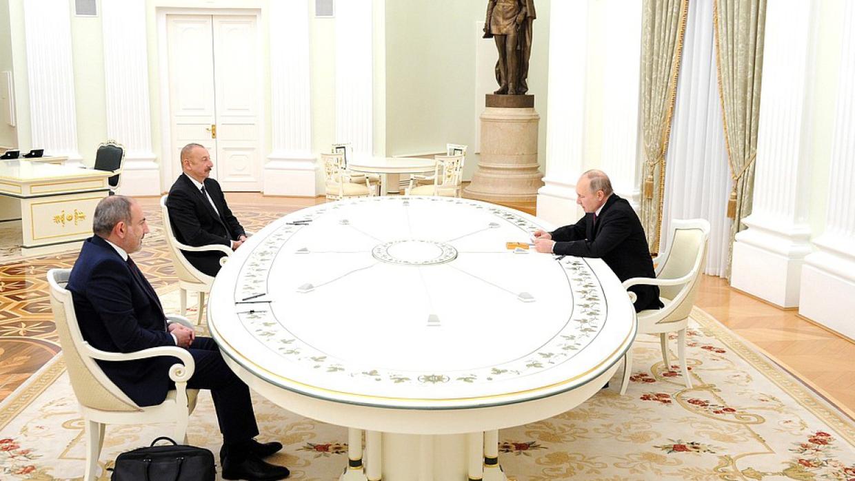 Стратегическая игра в Закавказье: О чем договорились Путин, Алиев и Пашинян геополитика