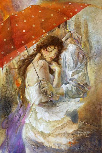 Музыка любви от художницы Елены Сотсковой