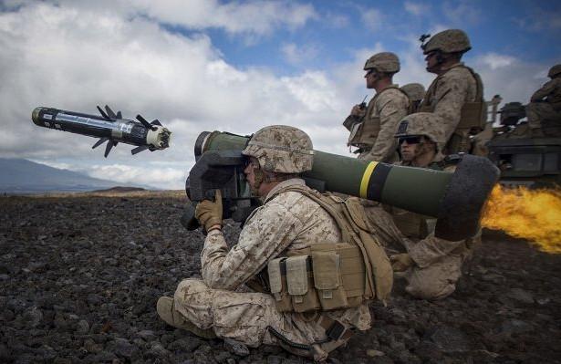 США не дадут украинцам поиграться с Джавелинами