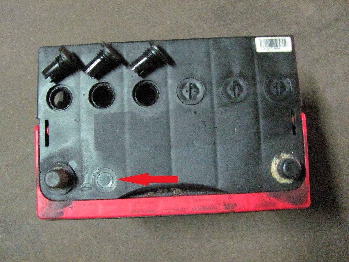 Учимся правильно пользоваться встроенным индикатором заряда на аккумуляторе