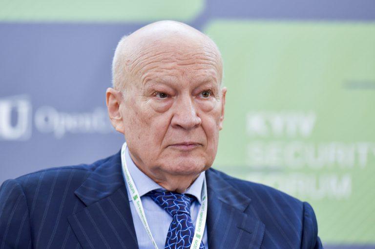 Александр Роджерс: Горбулин, как еще один симптом смерти Украины