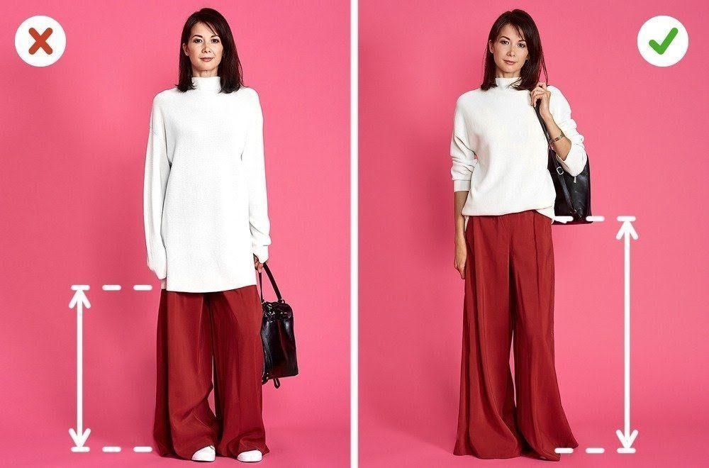 10 приёмов скорректировать маленький рост одеждой, фото № 7