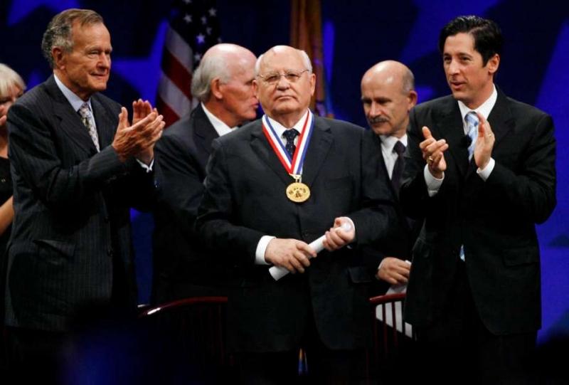 Горбачев — раскрыта цена чуд…
