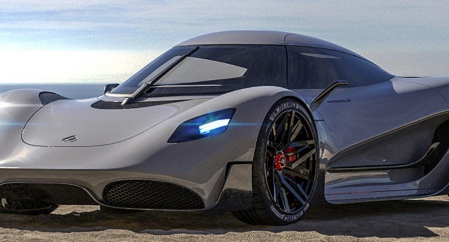 Viritech построит конкурента Tesla Roadster на водороде Автомобили