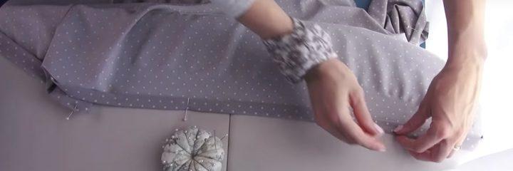 Стильная юбка за 30 минут одежда,своими руками,юбка