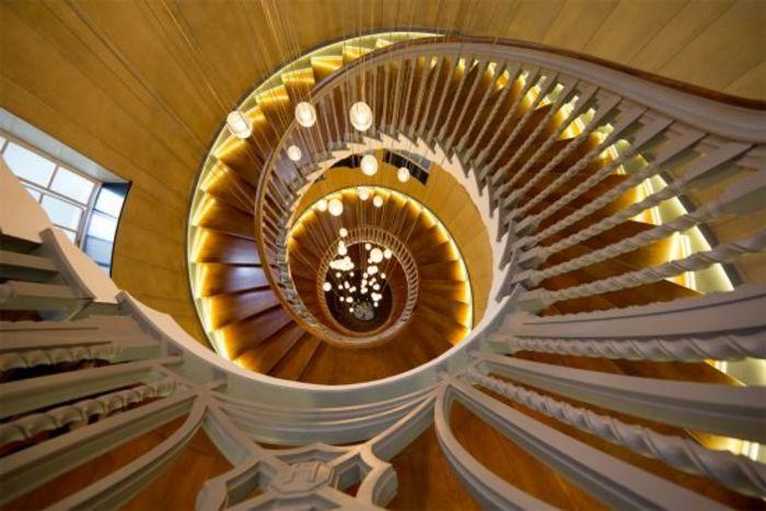 Удивительные архитектурные фотографии Ролана Шайнидзе архитектура
