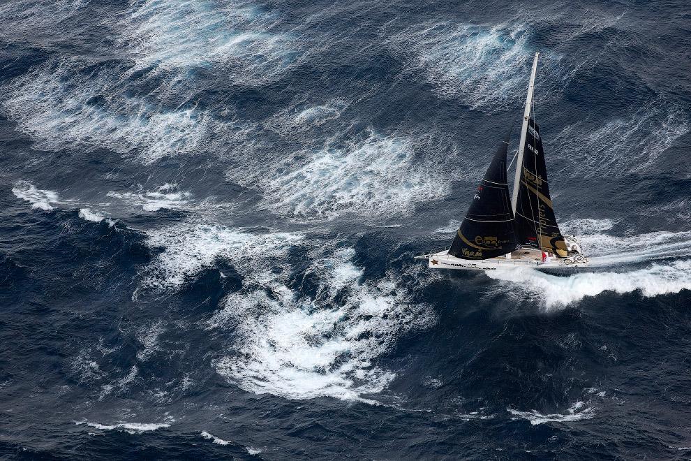 фото море волна корабль данном разделе сайта