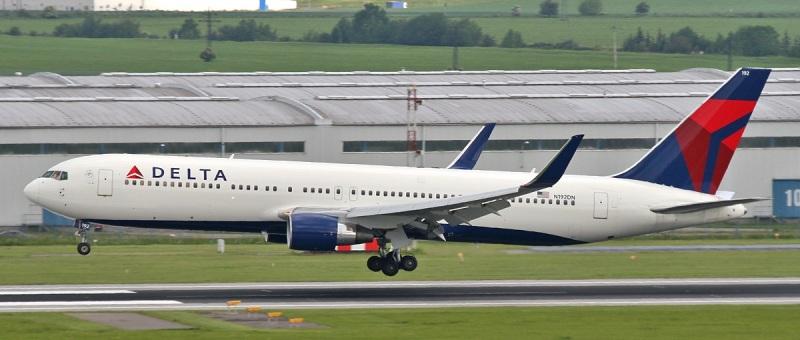 С сентября Delta Airlines пе…