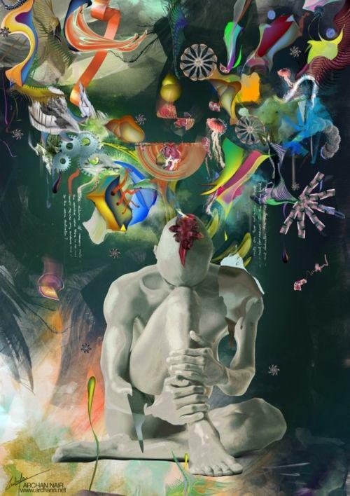 Мистер Никто: «Держите мозг в чистоте — это та самая машина, которая создаёт реальность» Отдых