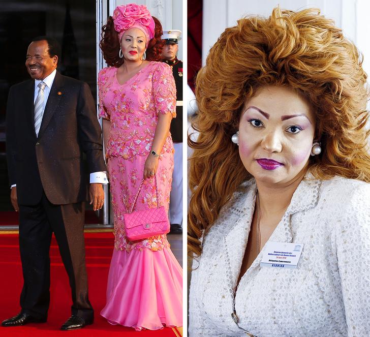 Как выглядят первые леди разных стран, которых вы могли никогда не видеть  даже по телевизору - Секреты стиля - медиаплатформа МирТесен