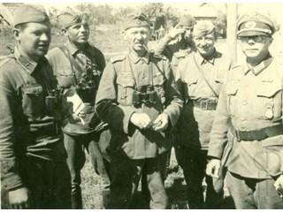 Что творили немецкие диверсанты переодетые в форму красноармейцев история