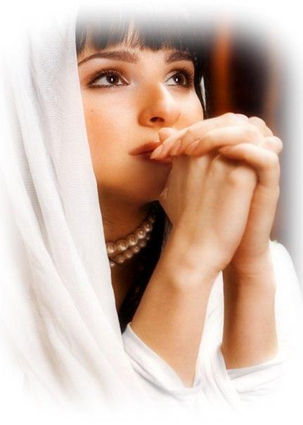 Молитва в неудачах