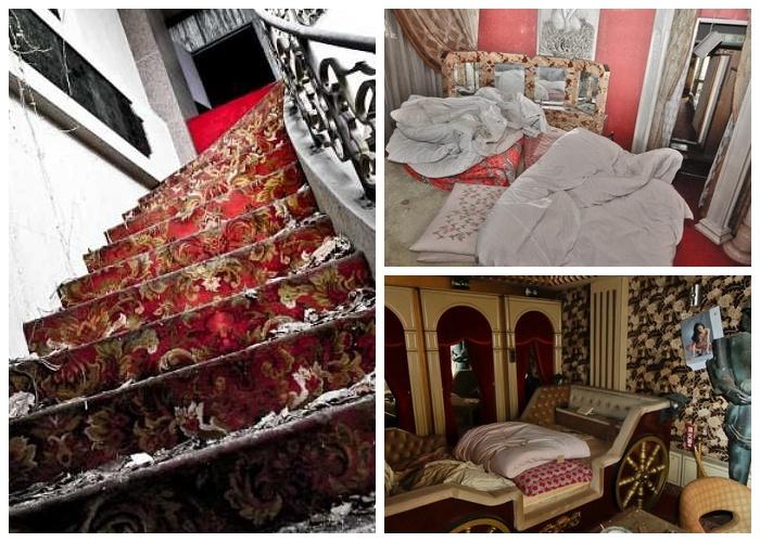 В некоторых номерах пылятся весьма экстравагантные экспонаты и в очень даже неплохом состоянии (Queen Chateau в Мито, Япония).