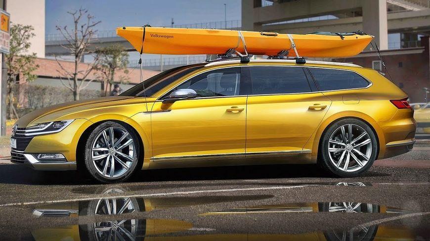 Volkswagen Arteon станет спо…