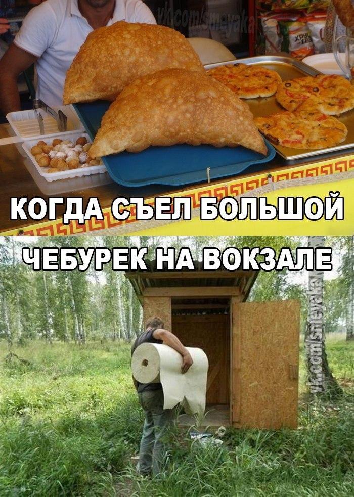Смешные картинки про чебуреки