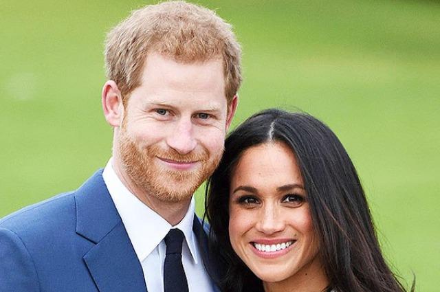 Меган Маркл и принц Гарри представили первый официальный портрет после сложения с себя королевских полномочий Монархии