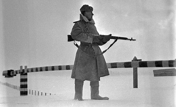 Умение воевать в  -40 С очень пригодилось нам во Второй мировой