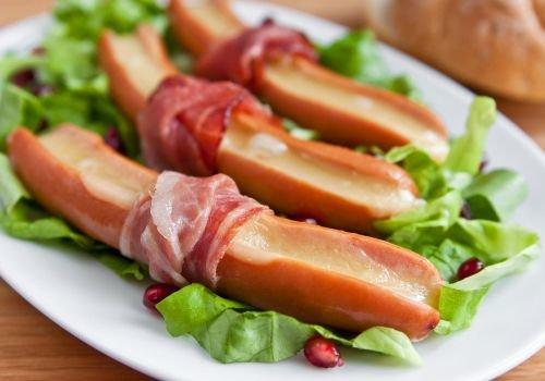 Необычные и быстрые блюда из сосисок