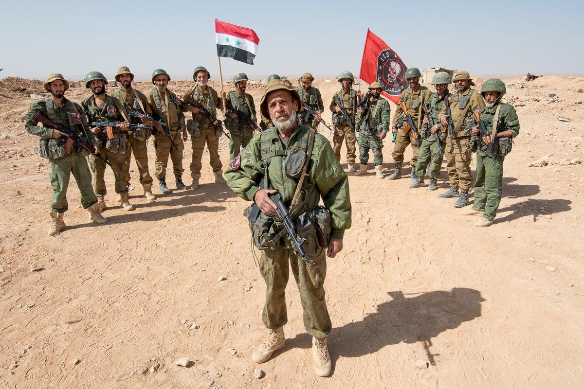 Финал операции ВКС и САА: в чёрной пустыне захвачены иностранцы из ИГИЛ и американские ракеты (ФОТО, ВИДЕО 18+)