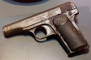 Fabrique Nationale: Пистолет, погубивший Российскую Империю