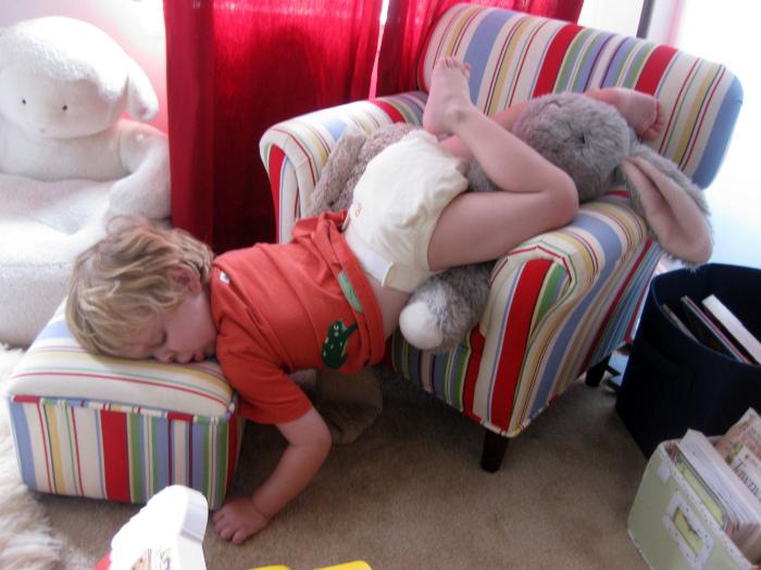 «Я слишком устал!» | Фото: papostempos.blogspot.com.